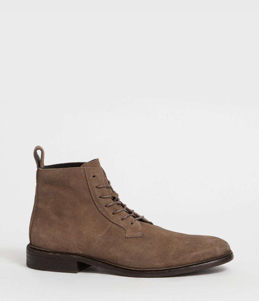 Hommes Bottes Trent (taupe_brown) - Image 3