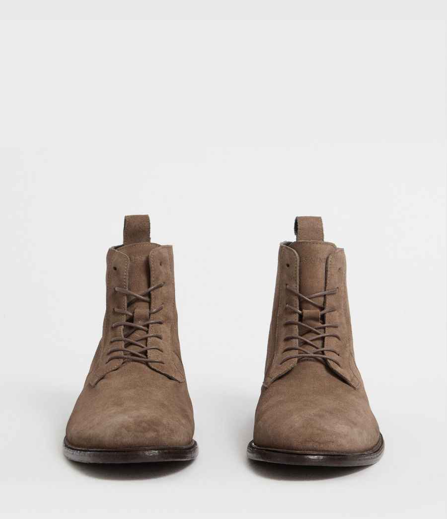 Hommes Bottes Trent (taupe_brown) - Image 4