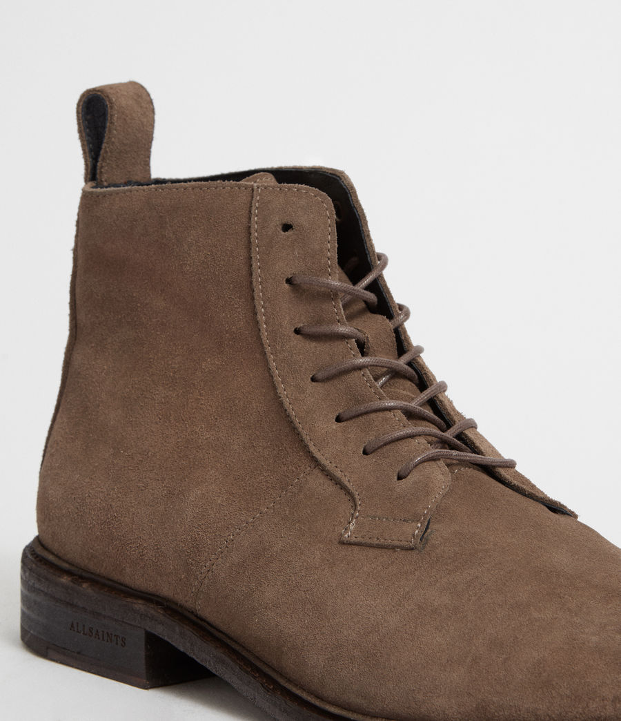 Hommes Bottes Trent (taupe_brown) - Image 6