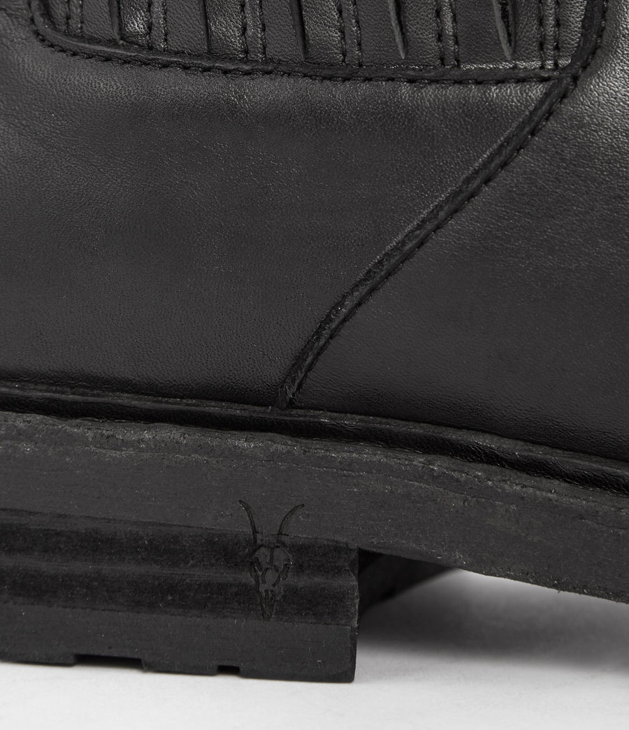 Hommes Boots Senate (black) - Image 2