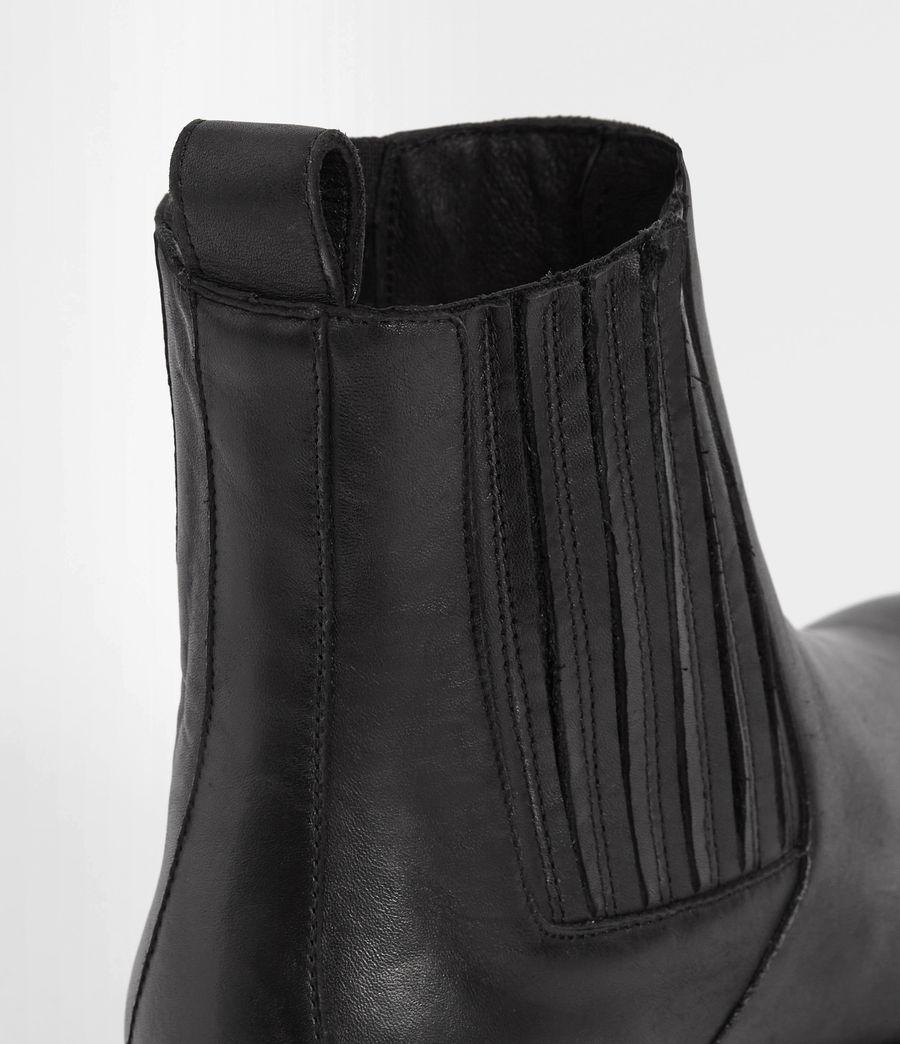 Uomo Stivali Senate (black) - Image 5