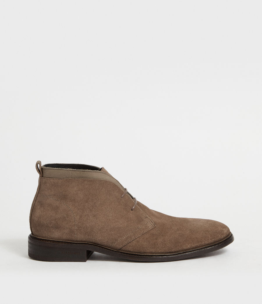 Men's Birch Boot (taupe_brown) - Image 1