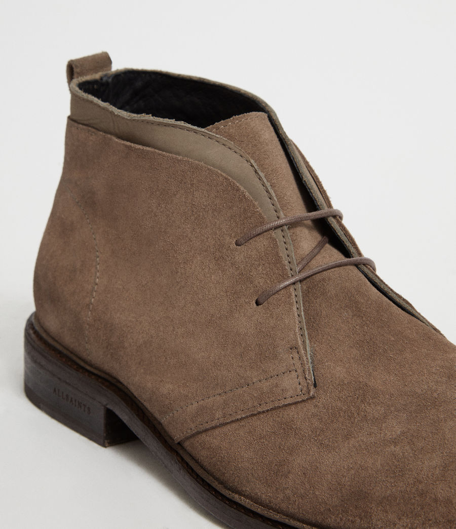 Mens Birch Boot (taupe_brown) - Image 2