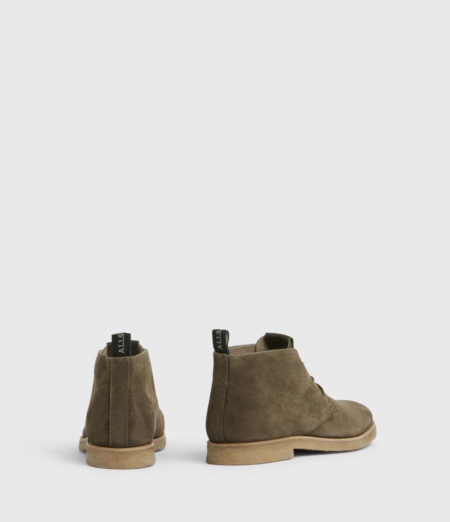 Hommes Luke Suede Boots (dark_khaki) - Image 5