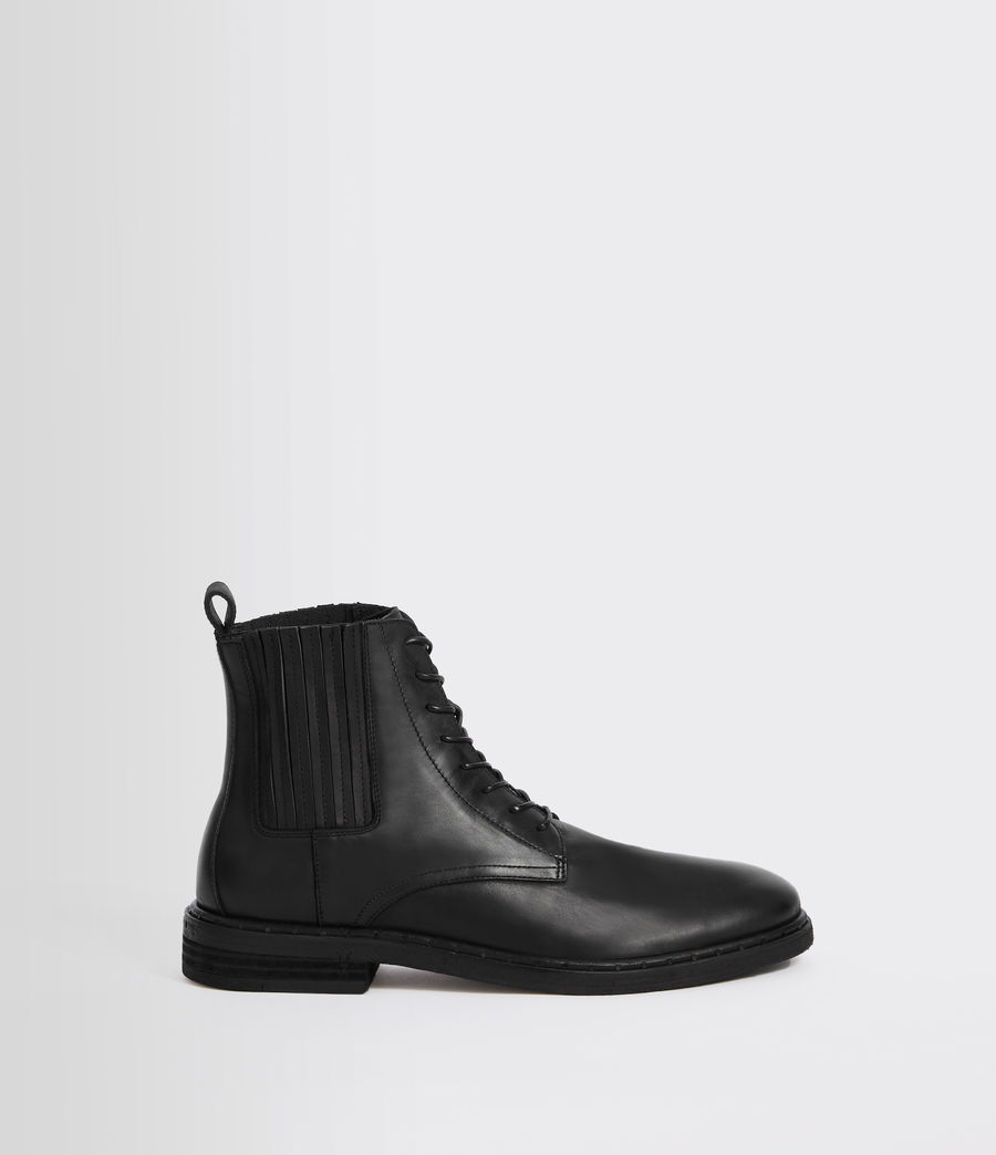 Hommes Boots Perch (black) - Image 1