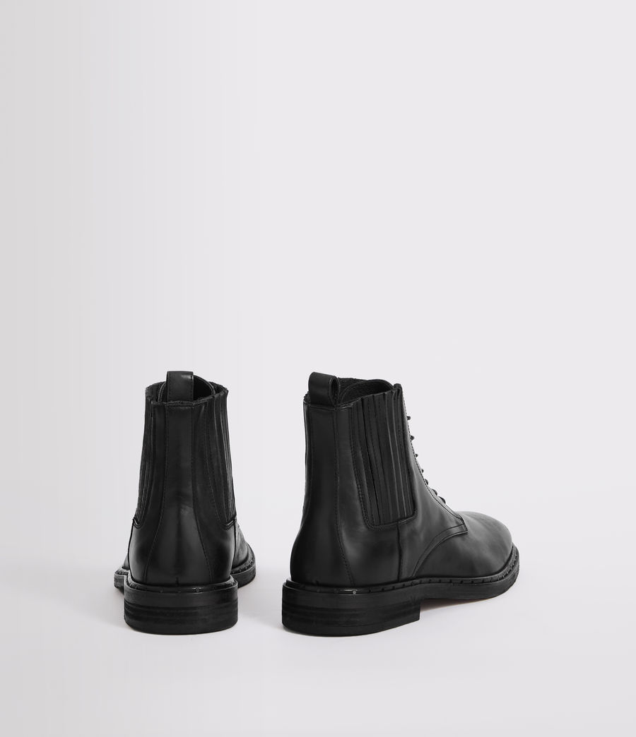 Hommes Boots Perch (black) - Image 6