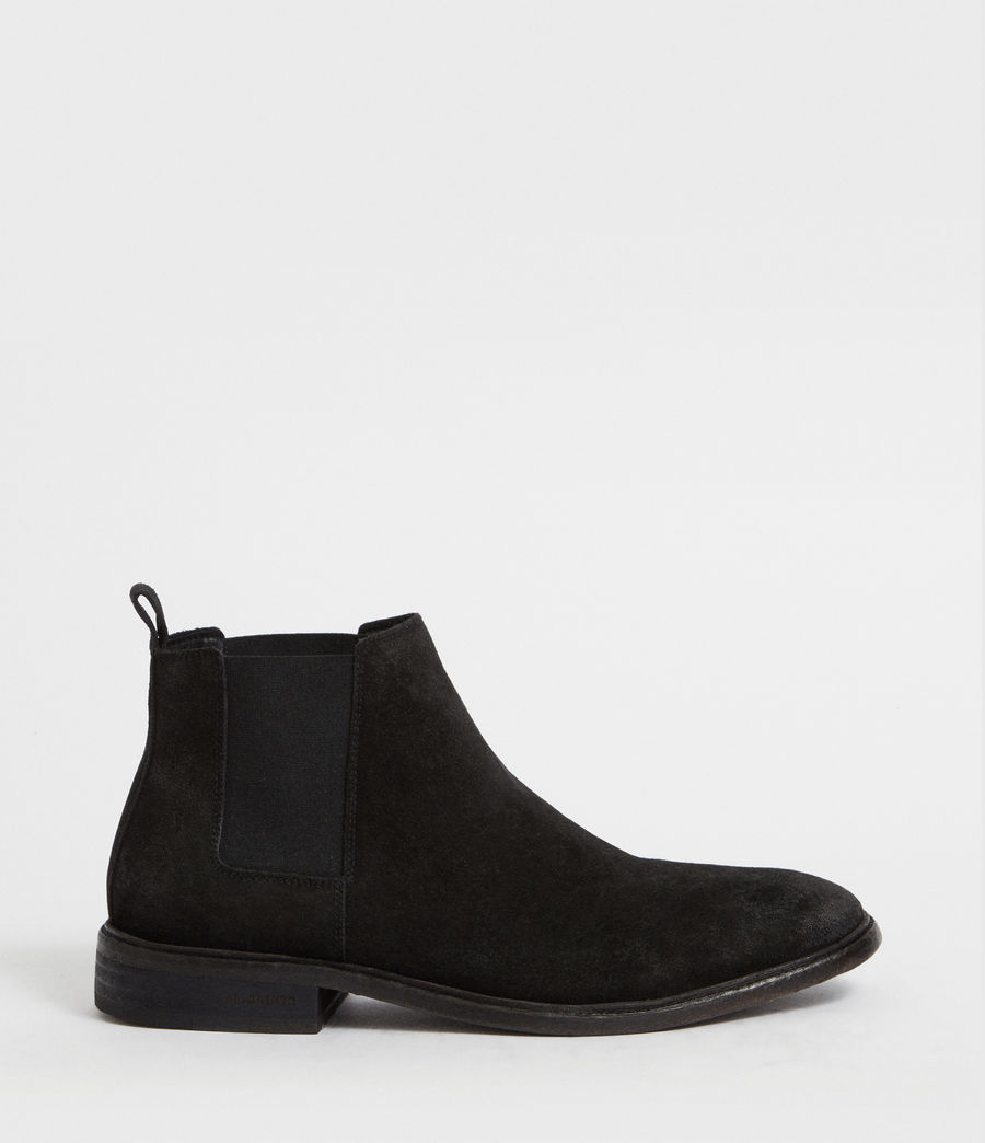 Mens Rook Chelsea Boot (charcoal_grey) - Image 1