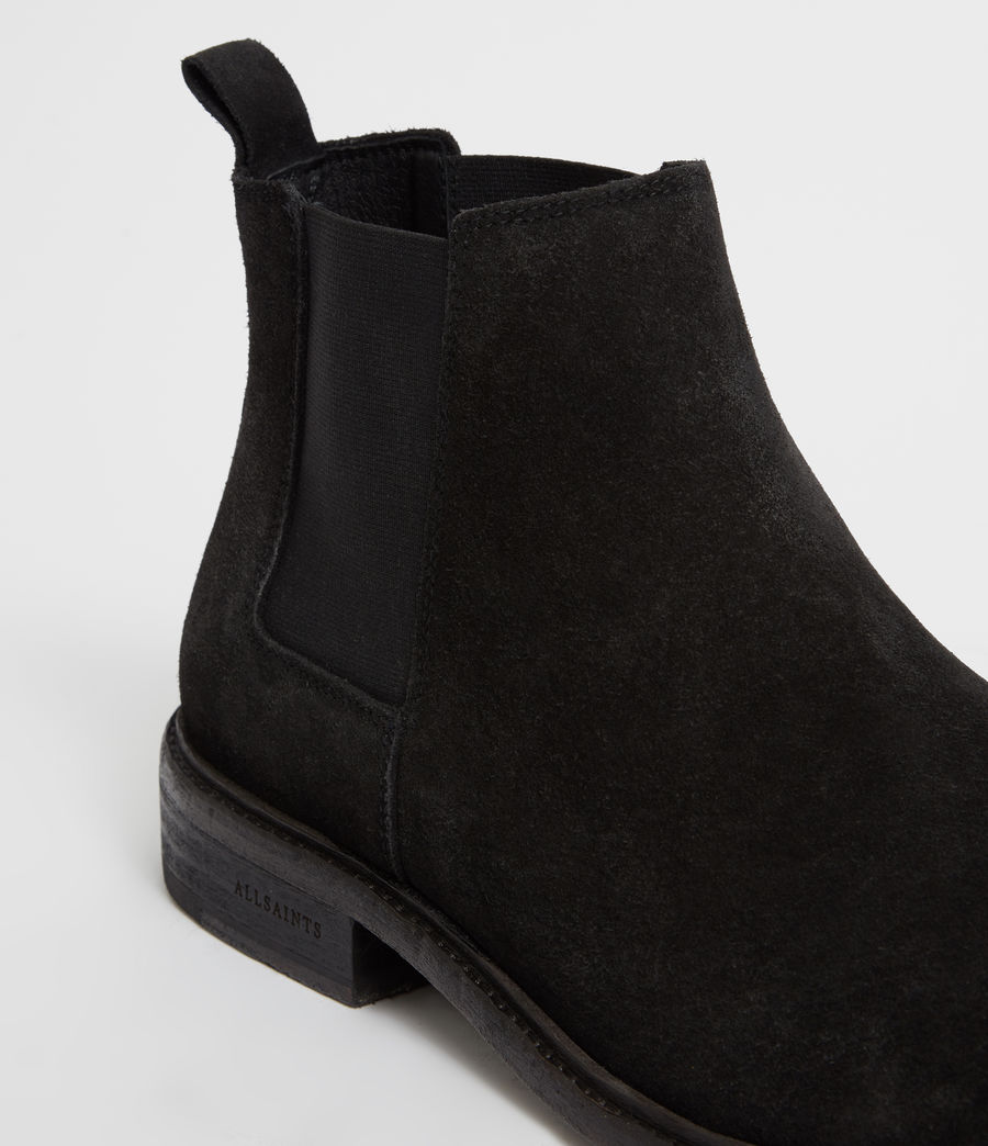 Men's Rook Chelsea Boot (washed_black) - Image 2
