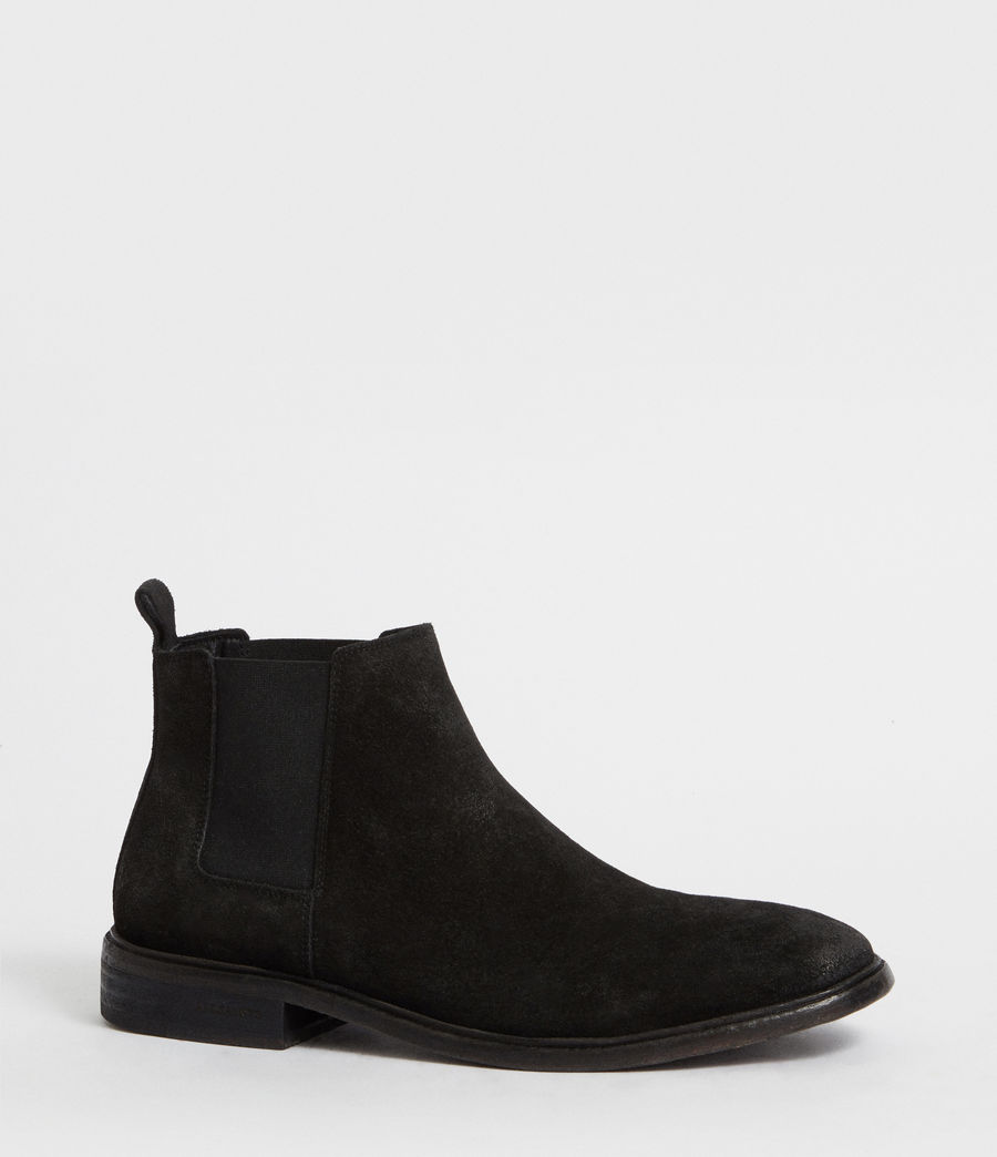 Men's Rook Chelsea Boot (washed_black) - Image 3