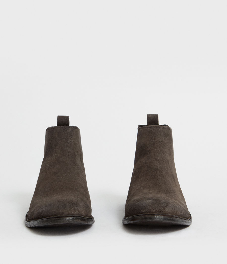 Mens Rook Chelsea Boot (charcoal_grey) - Image 4