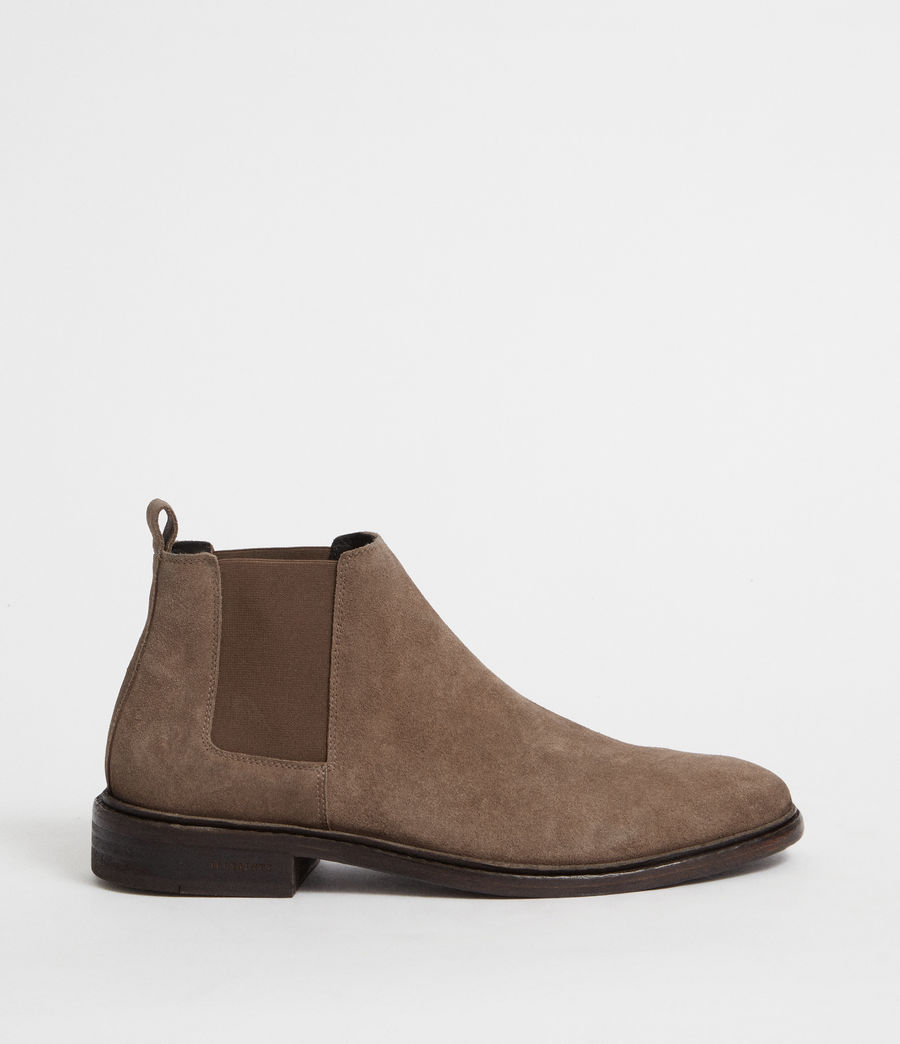 Men's Rook Chelsea Boot (taupe_brown) - Image 1