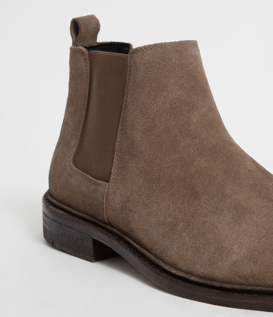Men's Rook Chelsea Boot (taupe_brown) - Image 2