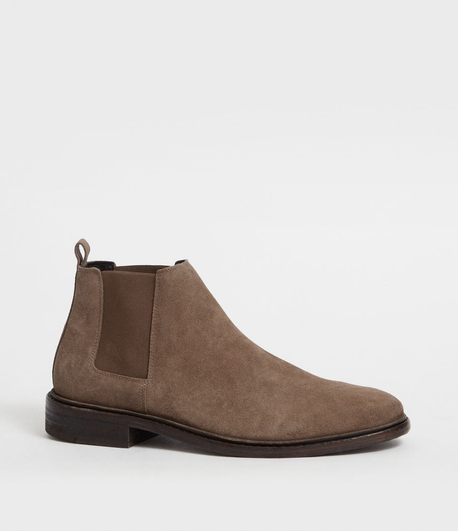 Men's Rook Chelsea Boot (taupe_brown) - Image 3