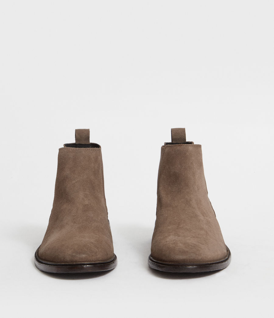 Men's Rook Chelsea Boot (taupe_brown) - Image 4