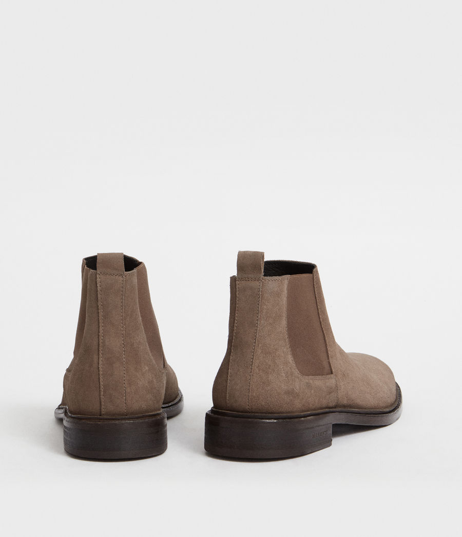 Men's Rook Chelsea Boot (taupe_brown) - Image 5