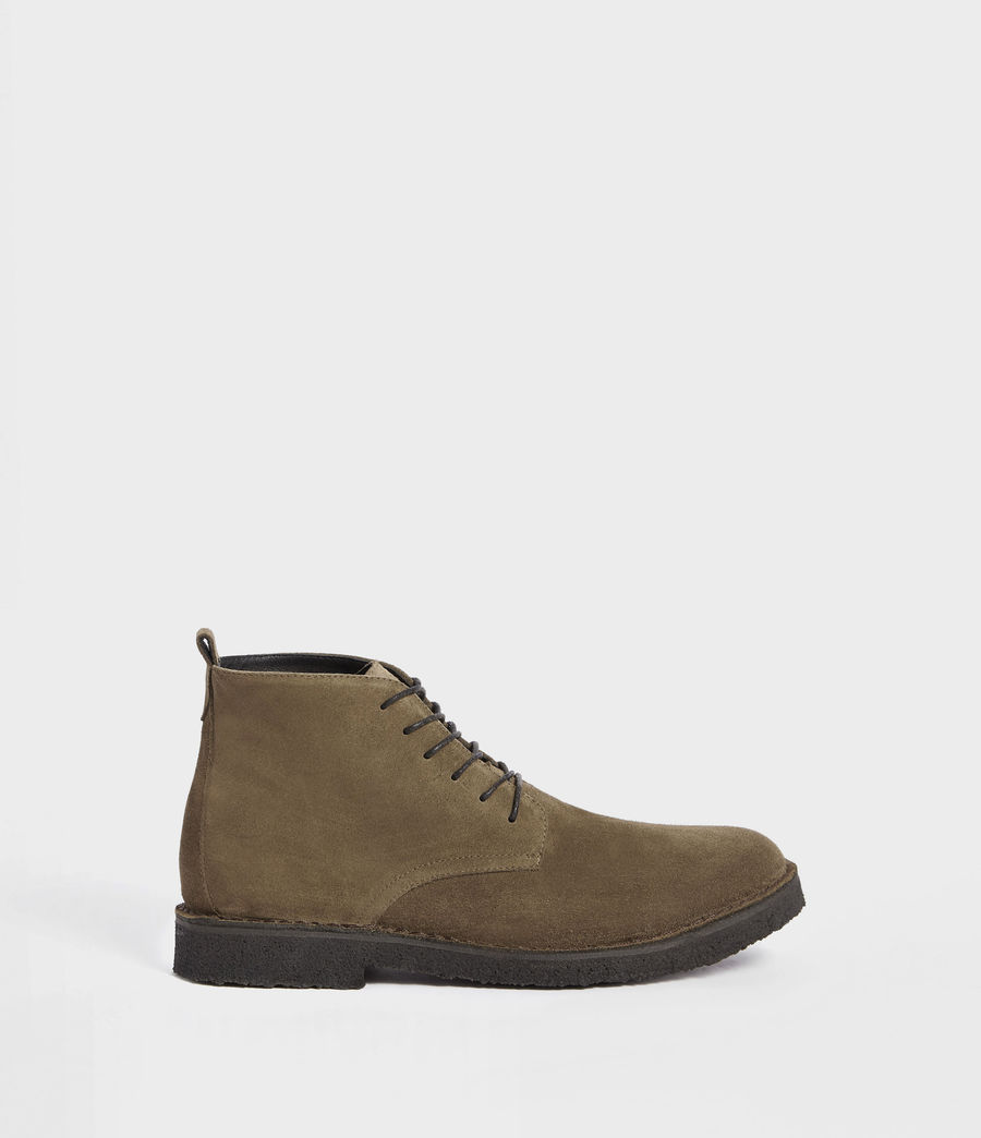 Hombres Itri Desert Boot (taupe) - Image 1