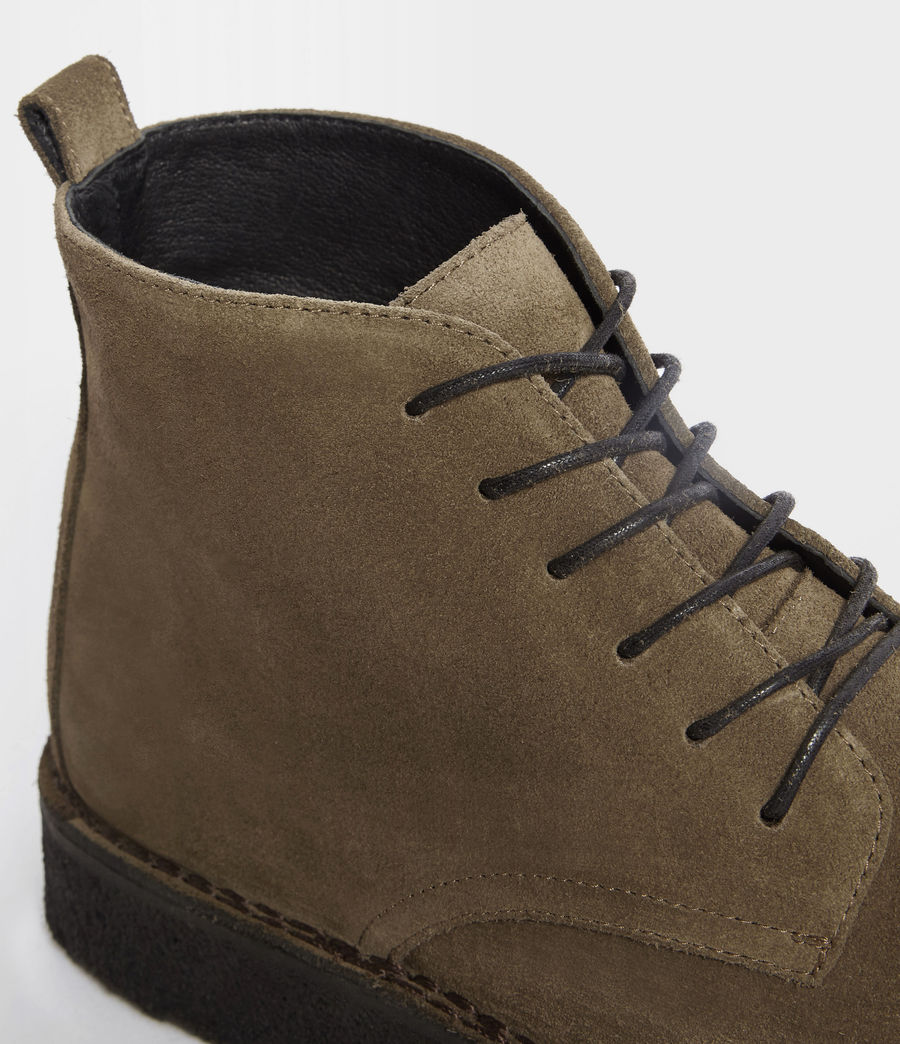 Hombres Itri Desert Boot (taupe) - Image 2