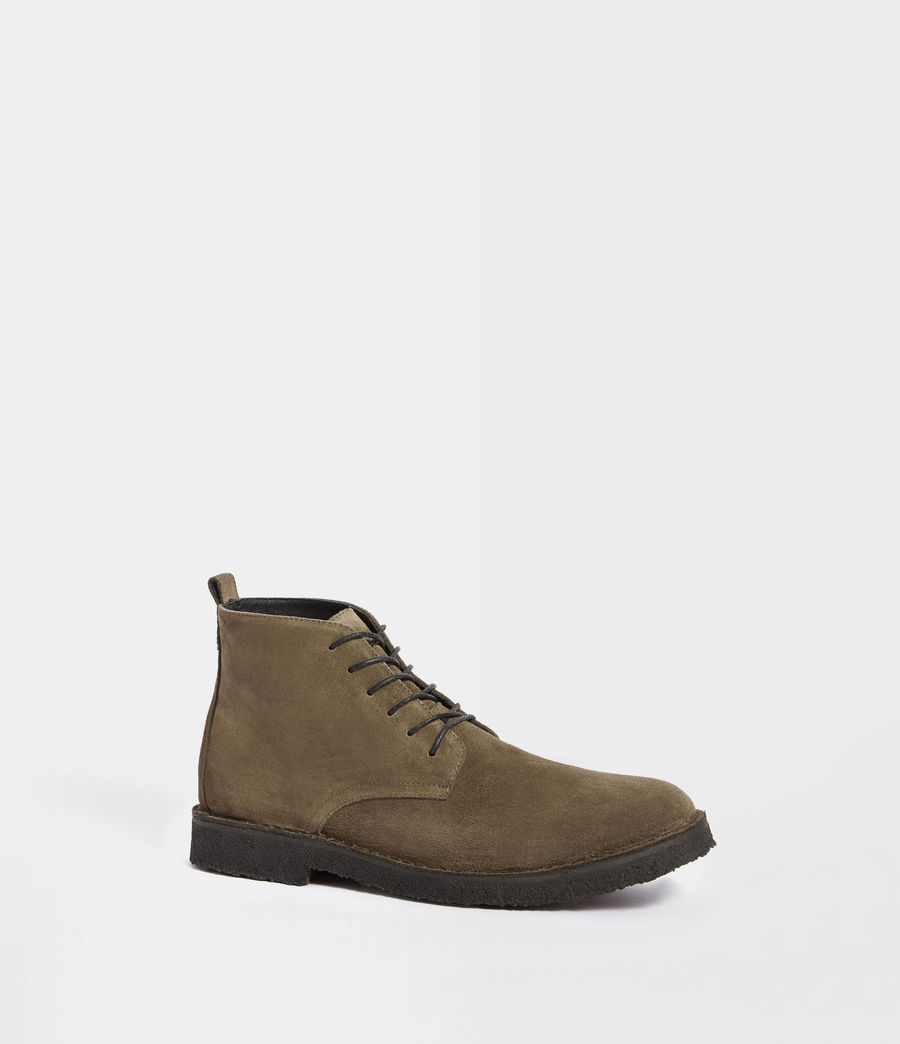 Hombres Itri Desert Boot (taupe) - Image 3