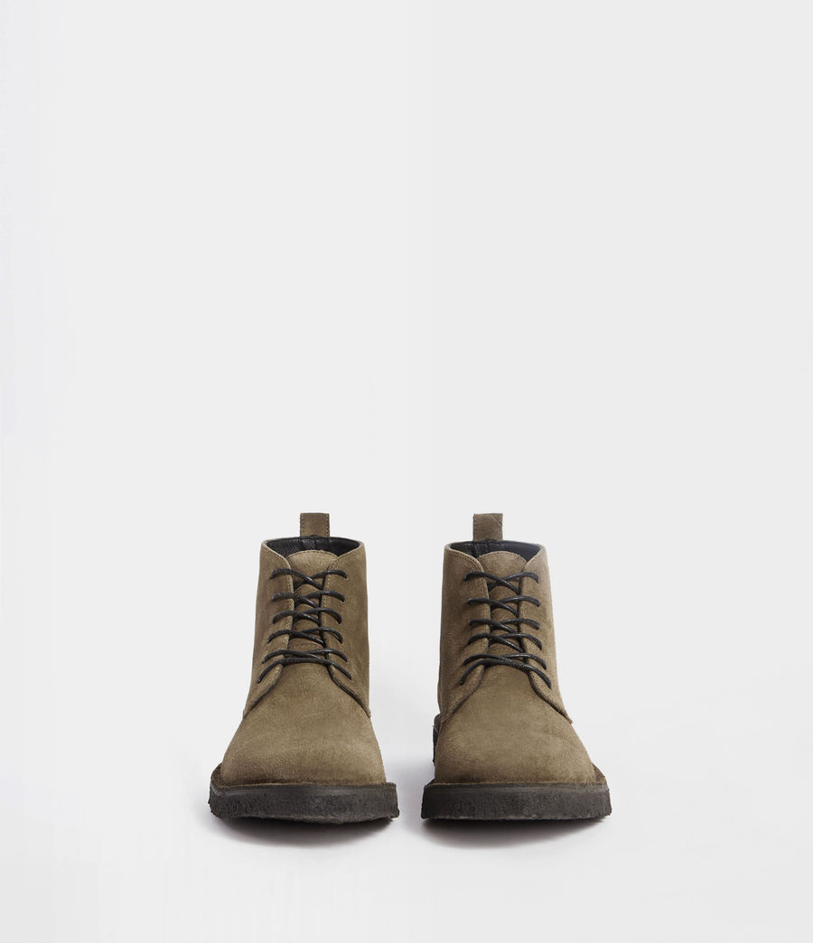 Hombres Itri Desert Boot (taupe) - Image 4