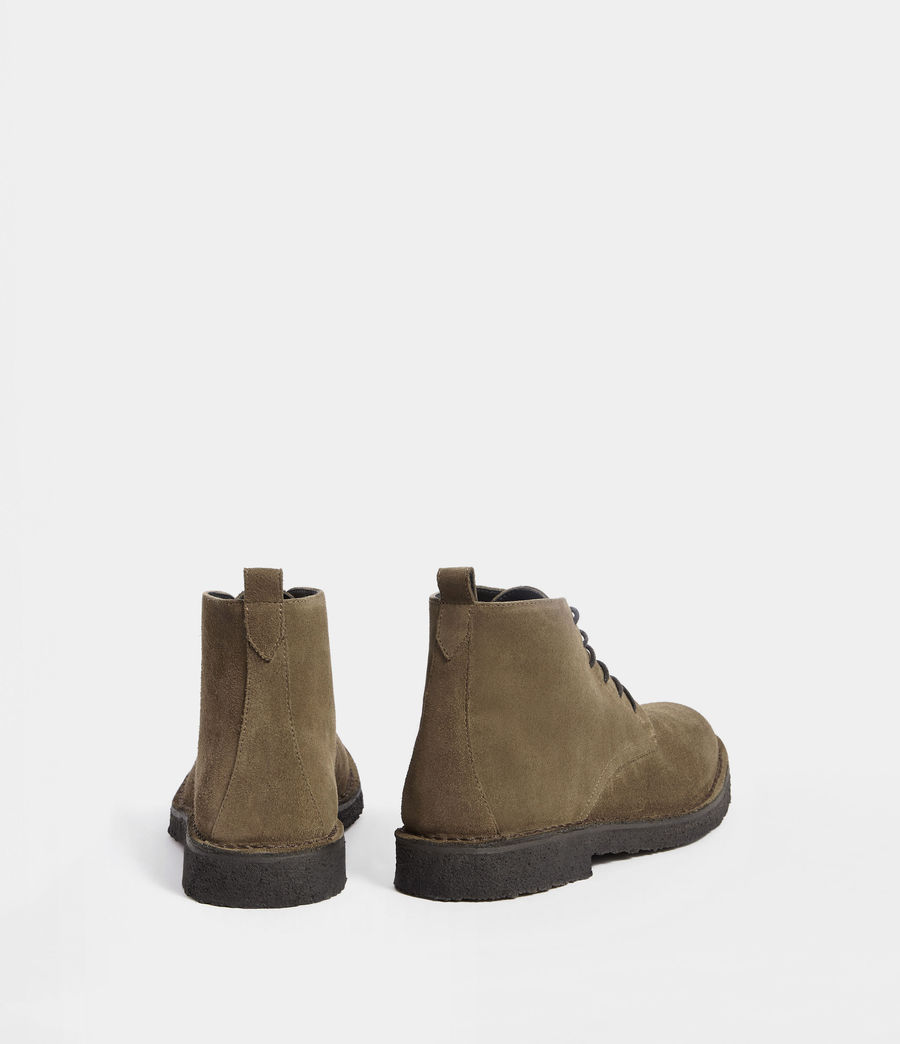 Hombres Itri Desert Boot (taupe) - Image 5