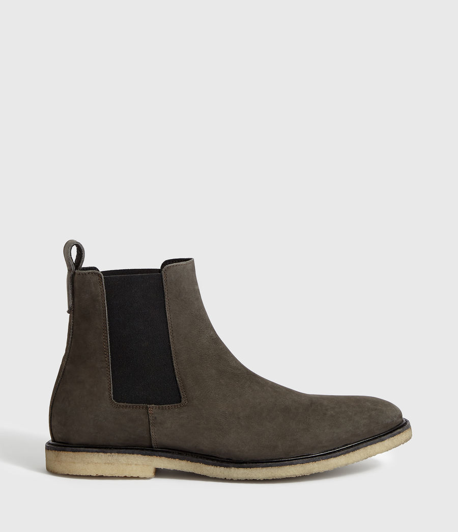 Hommes Bottines Marcel (slate_grey) - Image 1