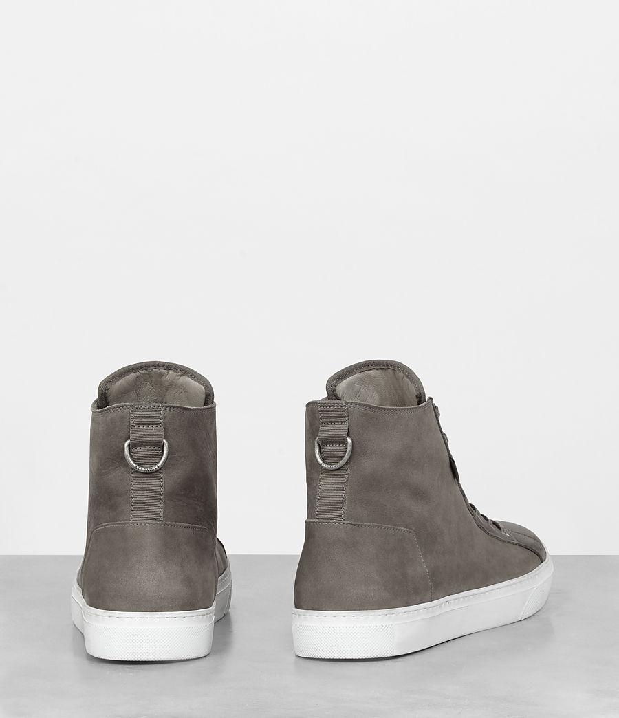 Hombre Zapatillas deportivas Iyo Hi Top (charcoal_grey) - Image 5