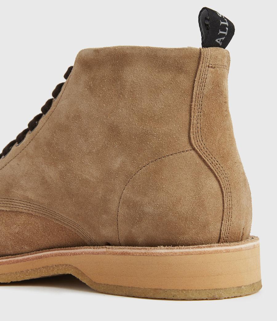 Hommes Mathias Suede Boots (cognac) - Image 2