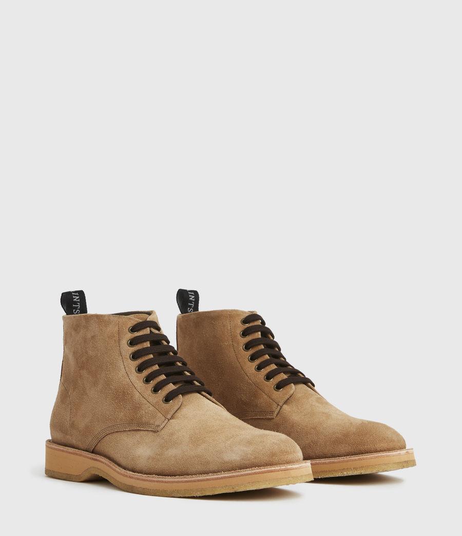 Hommes Mathias Suede Boots (cognac) - Image 3