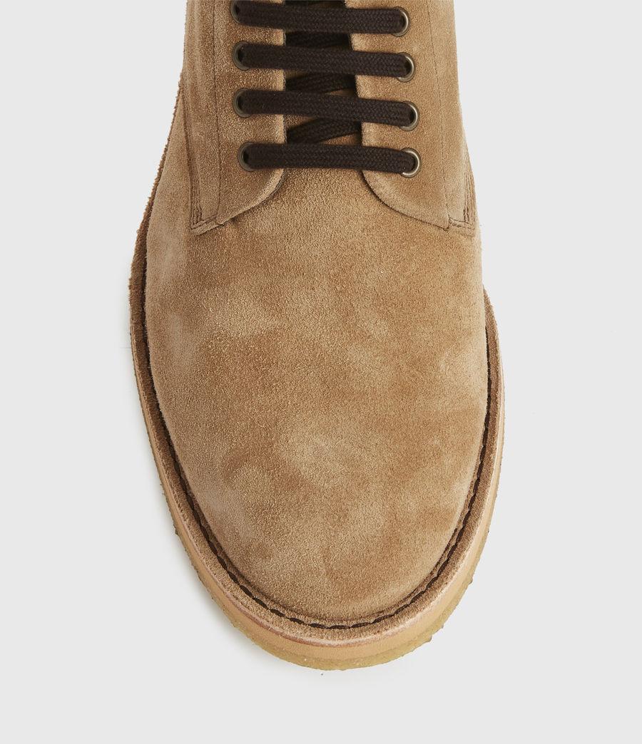 Hommes Mathias Suede Boots (cognac) - Image 4