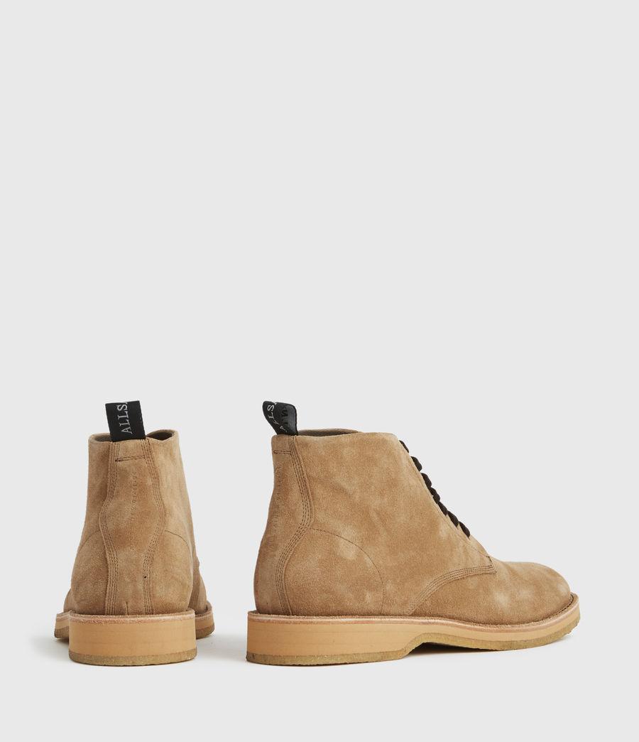 Hommes Mathias Suede Boots (cognac) - Image 5