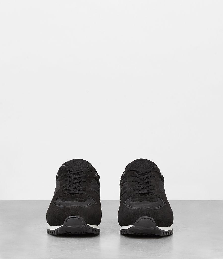 Mens Sterling Runner Sneaker (washed_black) - Image 4