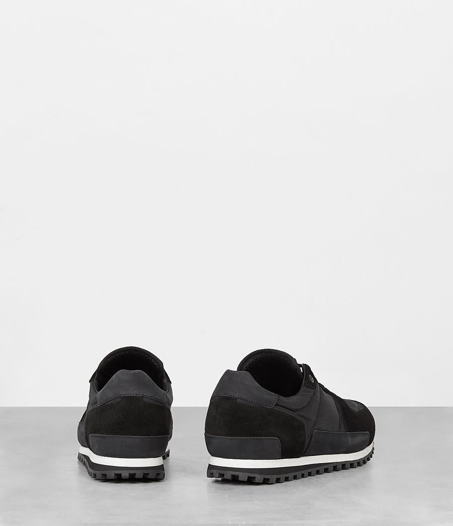 Mens Sterling Runner Sneaker (washed_black) - Image 5