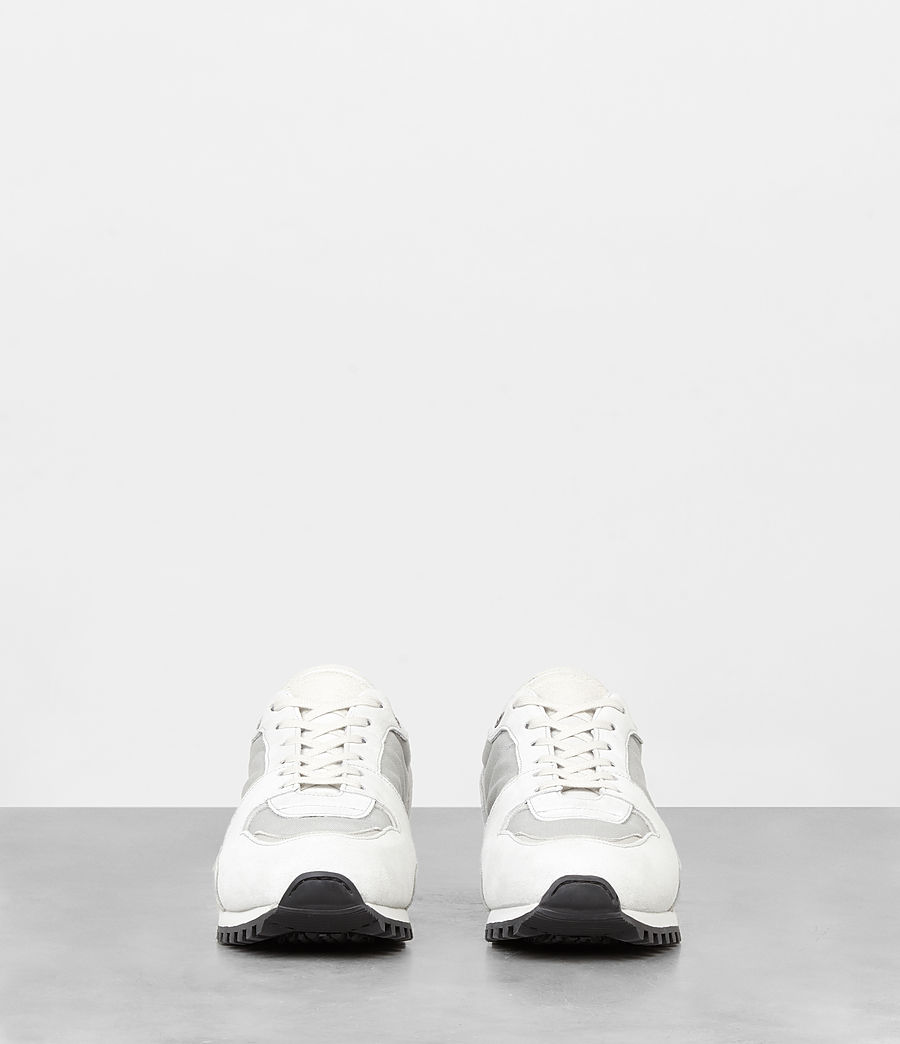 Mens Sterling Runner Sneaker (chalk_white) - Image 4
