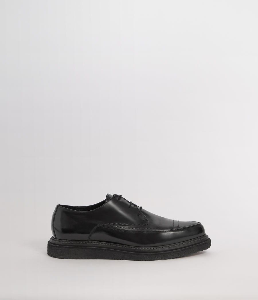 Mens Clay Shoe (black) - Image 1
