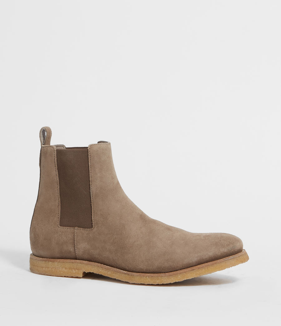 Men's Reiner Boot (taupe) - Image 3