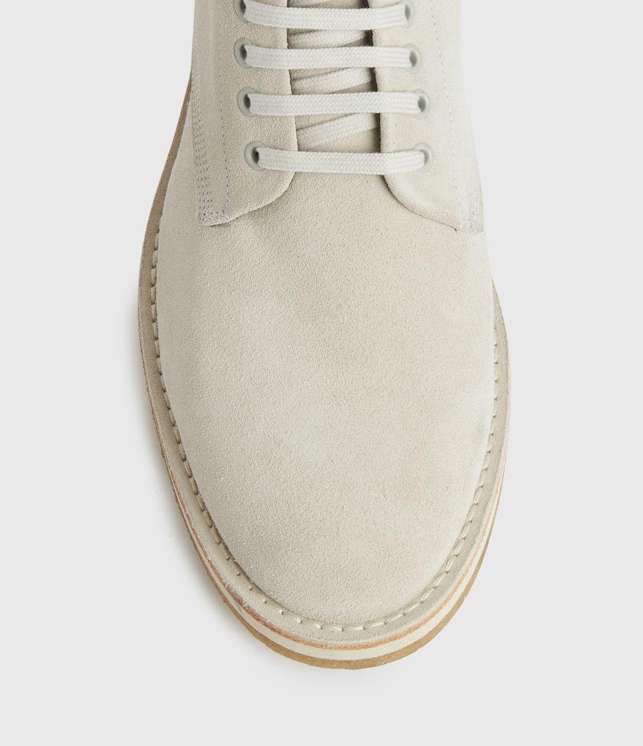 Men's Mathias Suede Boots (off_white) - Image 3
