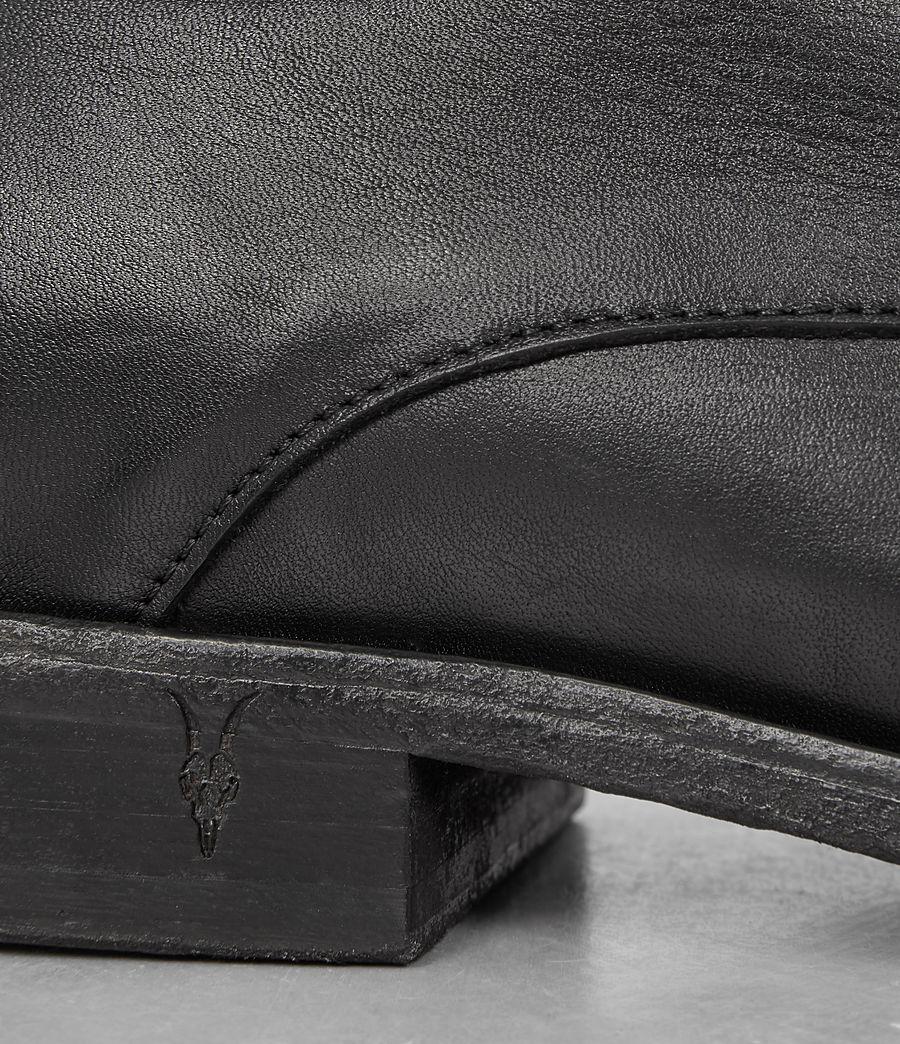 Mens Miter Shoe (black) - Image 2