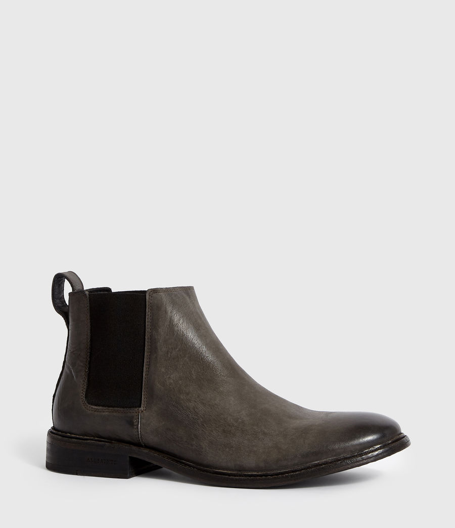 Mens Dannie Boot (charcoal_grey) - Image 3