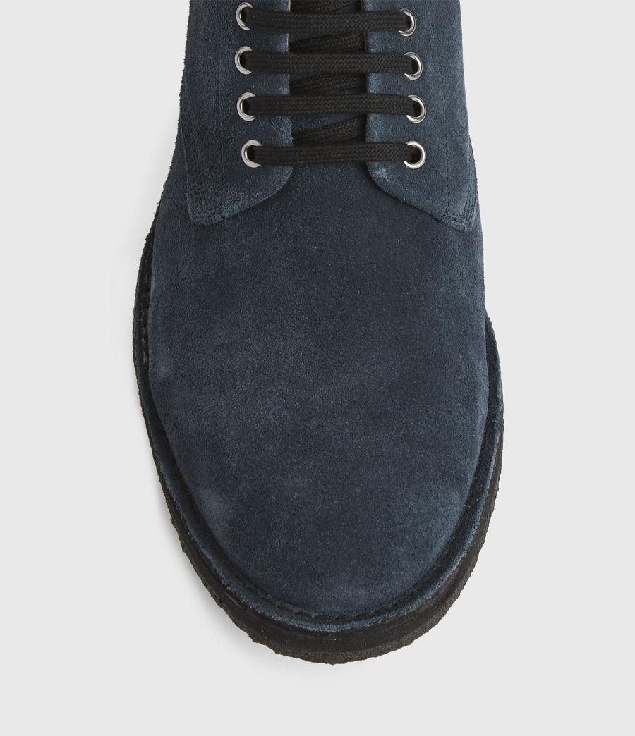 Men's Mathias Suede Boots (dark_navy) - Image 4