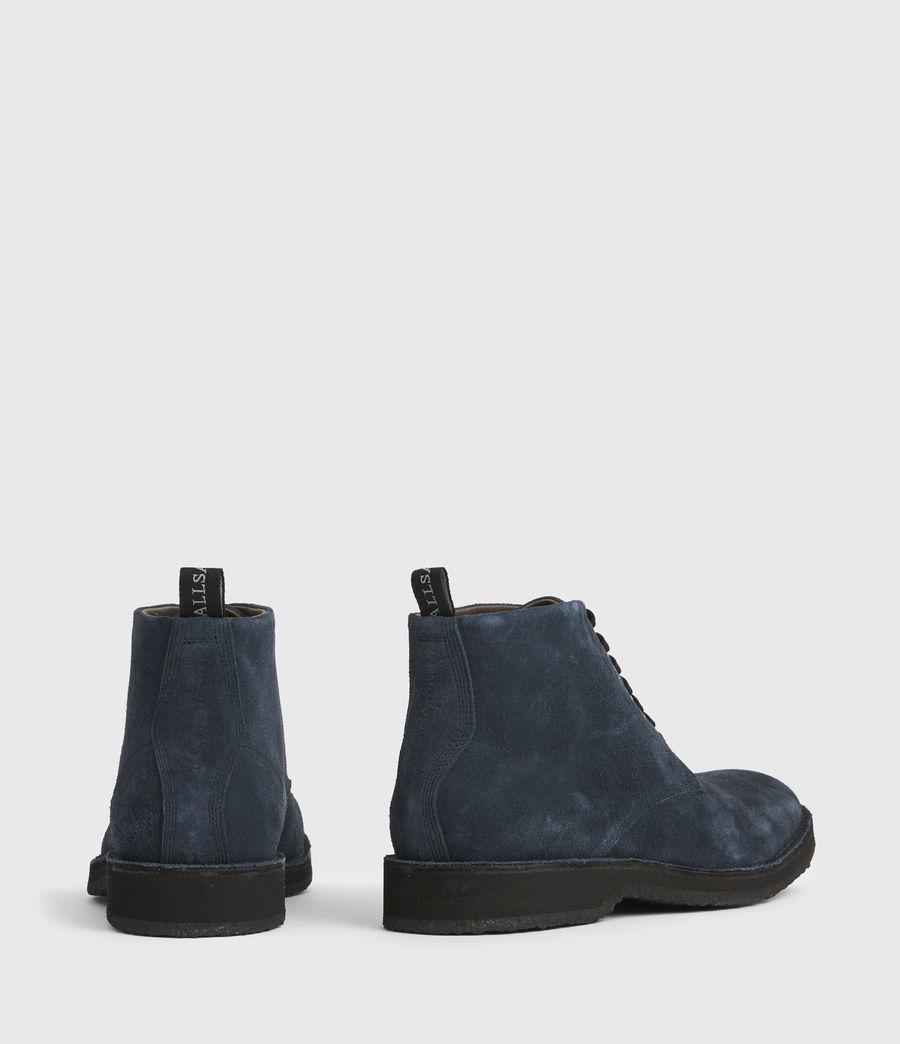 Men's Mathias Suede Boots (dark_navy) - Image 5