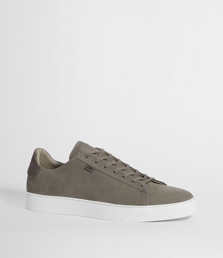 Men's Sol Low Top Trainer (steel_grey) - Image 3