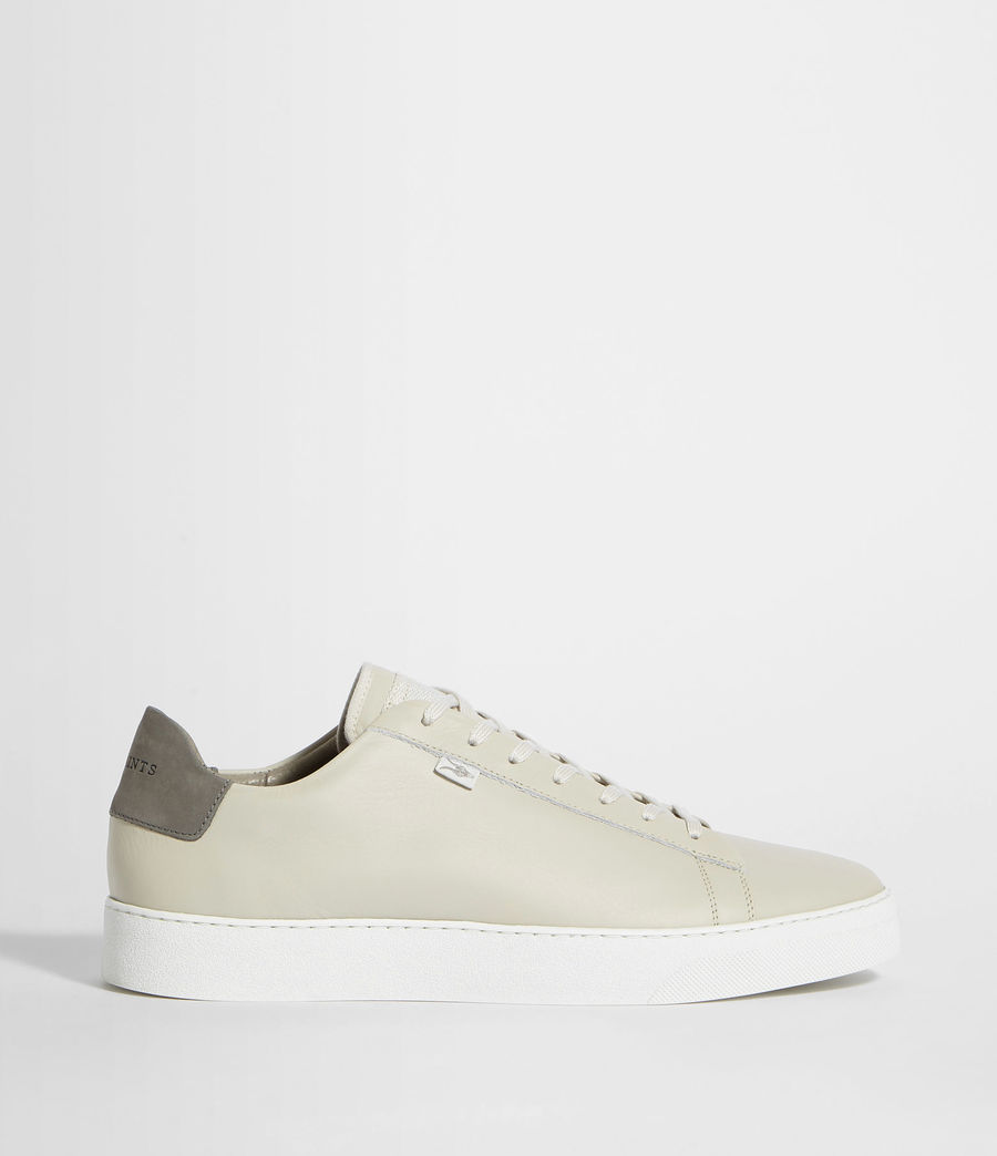 Men's Sol Low Top Trainer (chalk_white) - Image 1