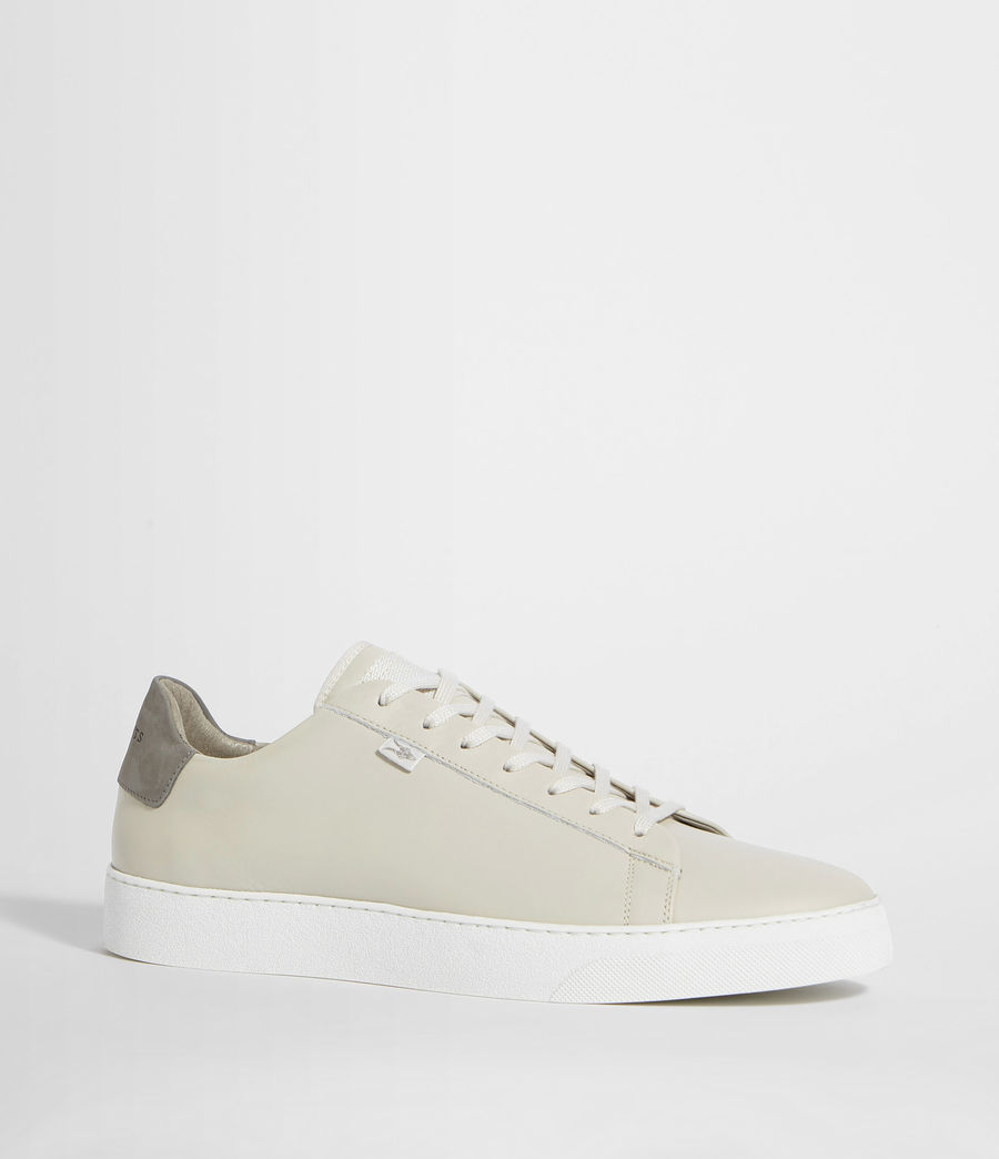 Men's Sol Low Top Trainer (chalk_white) - Image 3