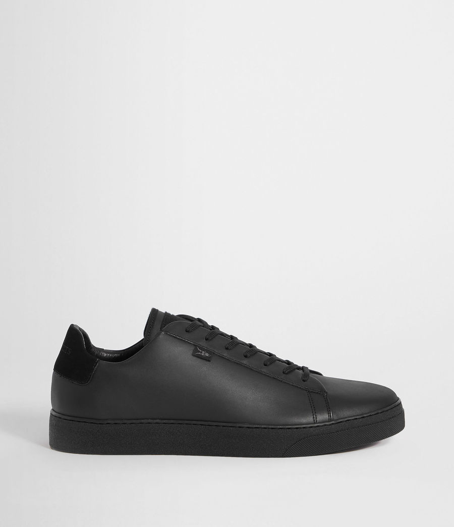 Men's Sol Low top Trainer (black) - Image 1