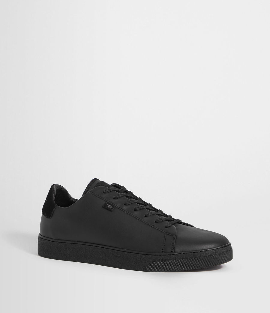 Men's Sol Low top Trainer (black) - Image 3