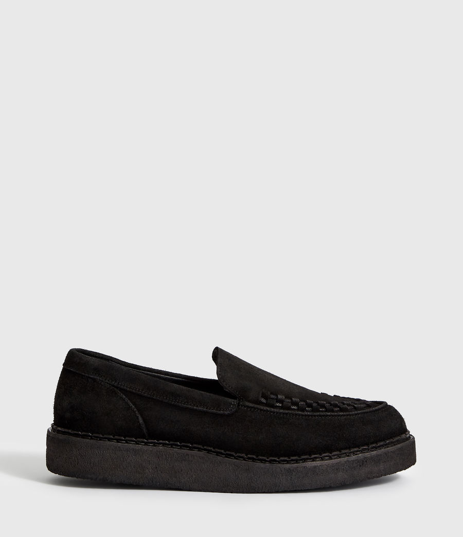 Men's Milo Shoe (black) - Image 1