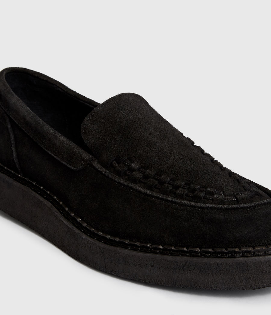 Men's Milo Shoe (black) - Image 2
