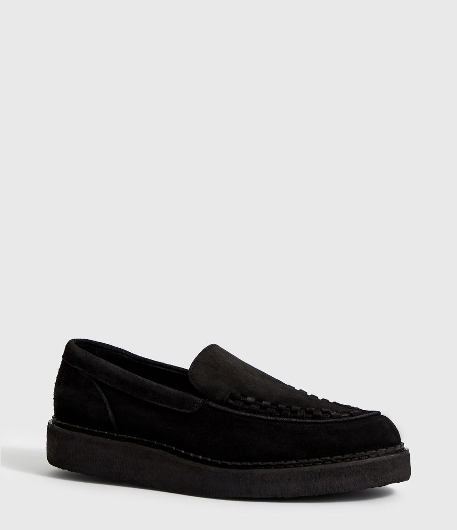 Men's Milo Shoe (black) - Image 3