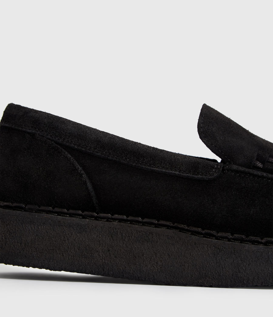 Men's Milo Shoe (black) - Image 5