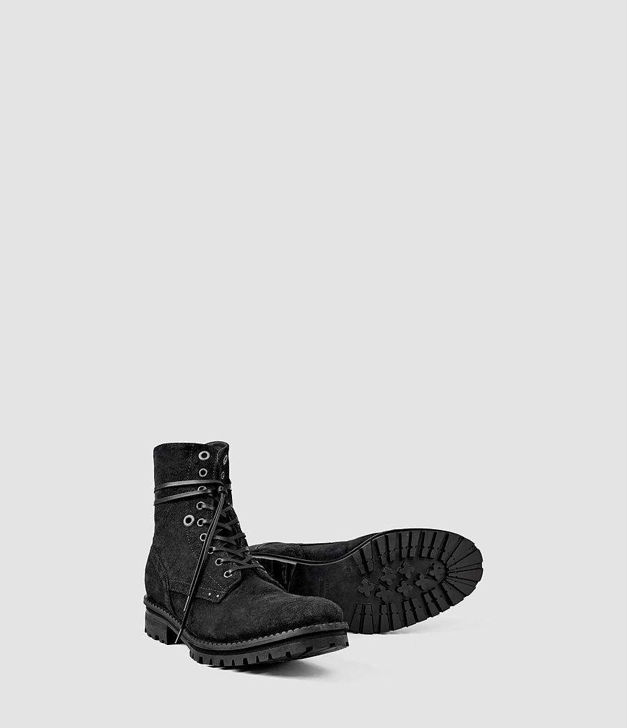 Herren Aquarius Boot (black) - Image 3